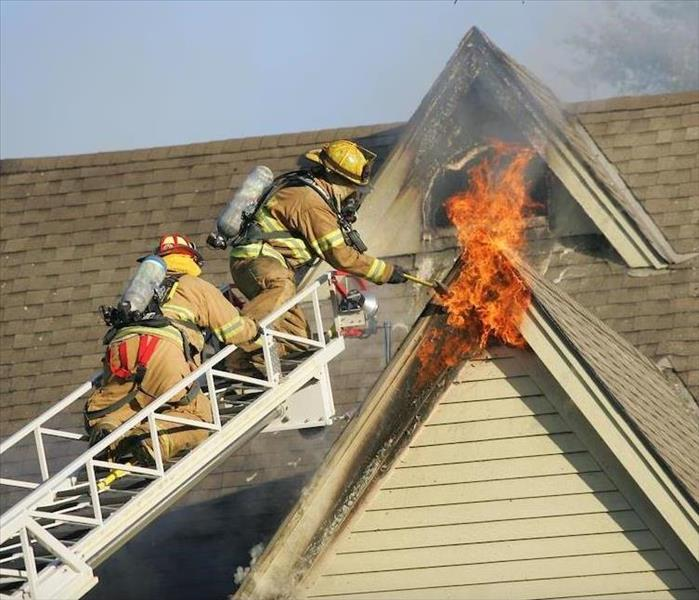 Fire Damage After Fire Damage To Your Redington Shores House: Getting Rid of Water and Foul Odors